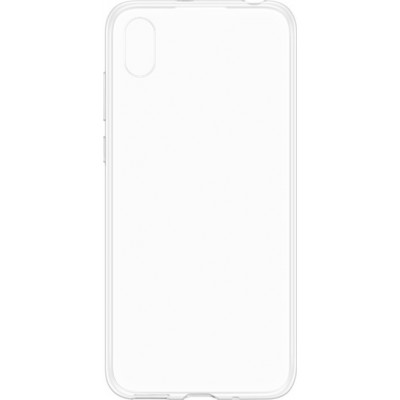 Official Huawei Silicon Case Y5 (2019) Διάφανη