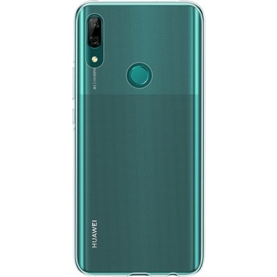 Official Huawei Silicon Case P Smart Z Διάφανη