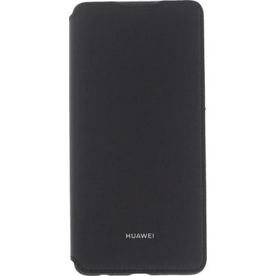 Official Wallet Cover - Θήκη Huawei P30 Pro- Black (200-108-422)
