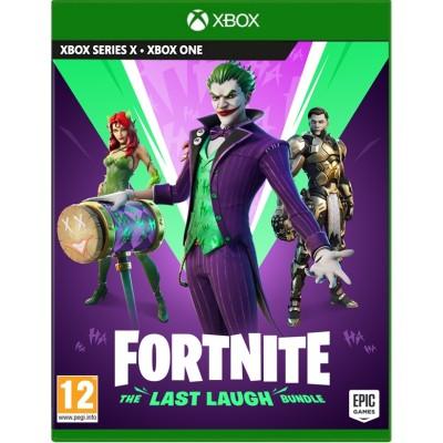 Fortnite The Last Laugh Bundle Xone / XSX