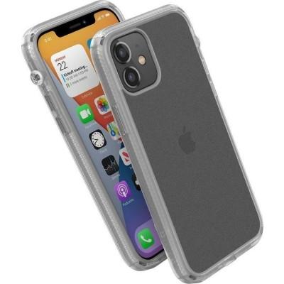Catalyst Ανθεκτική Θήκη Influence Series Apple iPhone 12 / 12 Pro - Clear (CATDRPH12CLRM2)