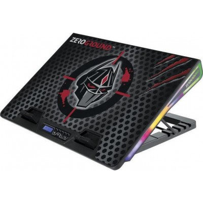 Notebook Cooler Zeroground RGB NTC-1200G SAKAI v2.0 (220064)