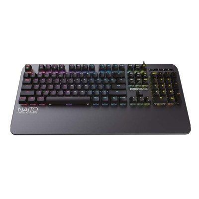 Keyboard Optical/Mechanical RGB Zeroground KB-3500G NAITO (220090)
