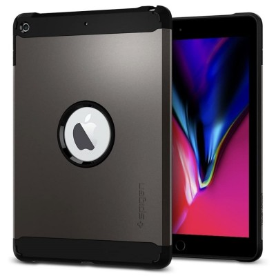 Spigen iPad 5th/6th Gen Tough Armor Gunmetal (053CS22261)