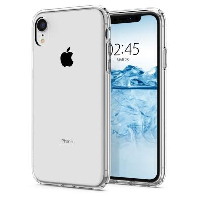 Spigen Θήκη iPhone XR Liquid Crystal (064CS24866)