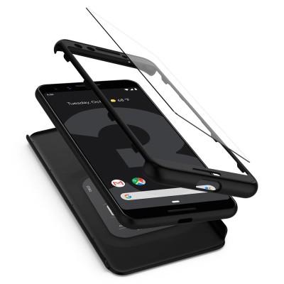 Spigen Google Pixel 3 Thin Fit 360 Black (F19CS25040)