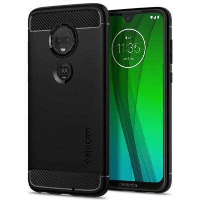 Spigen Motorola Moto G7 / G7 Plus Rugged Armor (M25CS25947)