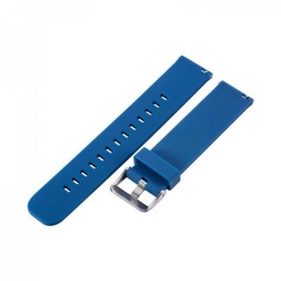Senso Sport λουράκια σιλικόνης για Huami Amazfit Bip μπλε