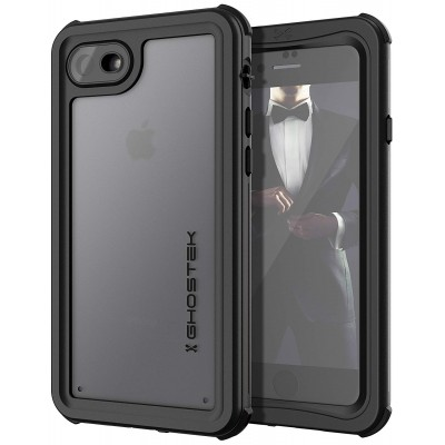Ghostek Nautical 2 Αδιάβροχη Θήκη iPhone 8 / 7 - Black