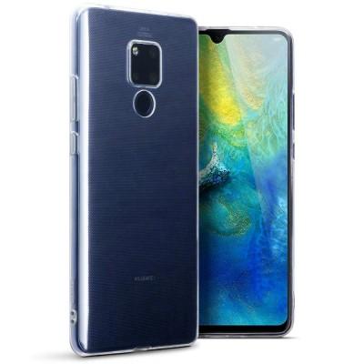 Terrapin Θήκη Σιλικόνης Huawei Mate 20 X - Clear
