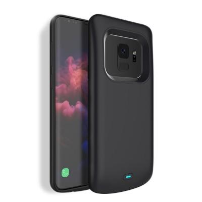 Θήκη με Ενσωματωμένη Μπαταρία 4700mAh Samsung Galaxy S9 - Fast Charge - Black