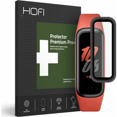 Hofi Premium Tempered Glass Pro+ Samsung Galaxy Fit 2 - Black (75271)