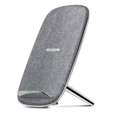 ESR Ασύρματος Φορτιστής Lounge Qi 10W Grey