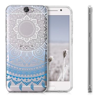 Ημιδιάφανη Θήκη σιλικόνης Indian Sun για HTC ONE A9