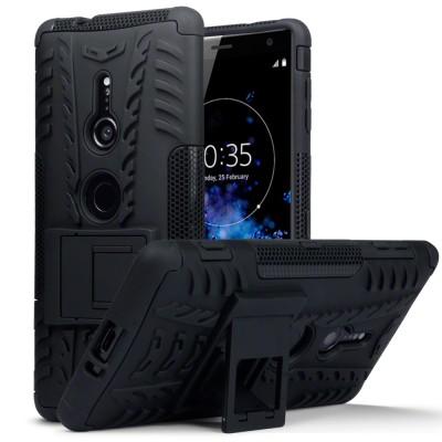 Terrapin Ανθεκτική Θήκη Sony Xperia ΧΖ2 Compact - Black