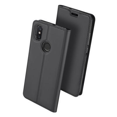 Duxducis Θήκη - Πορτοφόλι Xiaomi Mi 8 - Gray