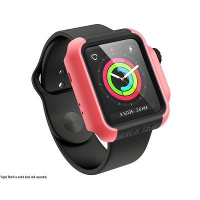 Catalyst Θήκη Impact Protection για Apple Watch 42mm Series 3/2 - Coral
