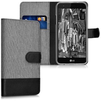 Θήκη-Πορτοφόλι για LG K4(2017)