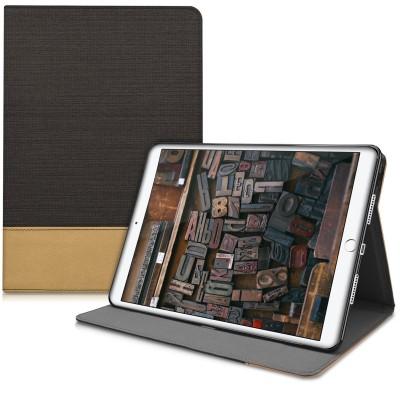 """Θήκη-smart cover για Apple iPad Pro 10.5"""" καφέ by KW"""
