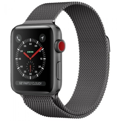 Milanese Loop Grey για Apple Watch 42mm & 44mm