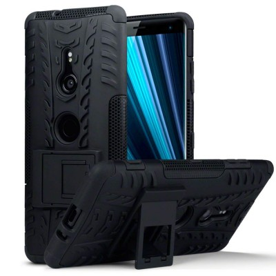 Terrapin Ανθεκτική Θήκη Sony Xperia XZ3 - Black (131-005-072)