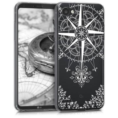 Θήκη σιλικόνης Compass για LG Q6 by KW