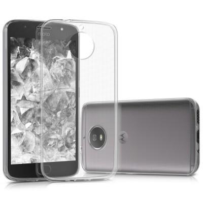 Διάφανη Θήκη σιλικόνης για Motorola Moto G5S by KW