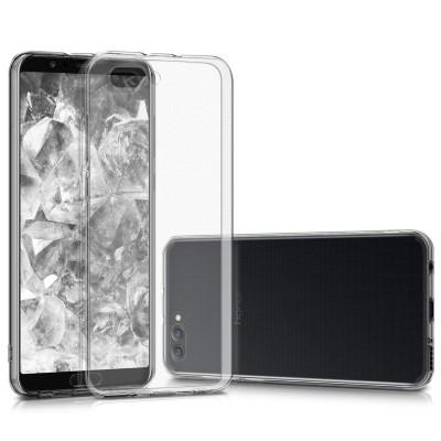 Θήκη σιλικόνης διάφανη για Huawei Honor View 10