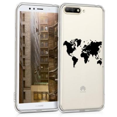 Διάφανη Θήκη Huawei Y6(2018)
