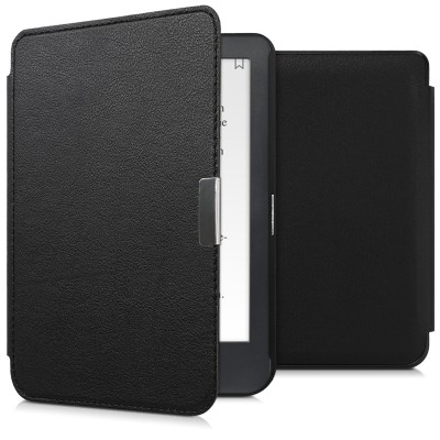 KW Θήκη e-Reader για Kobo Clara HD Black (200-104-403)