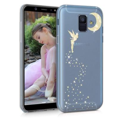Θήκη σιλικόνης Fairy για Samsung Galaxy A6(2018)