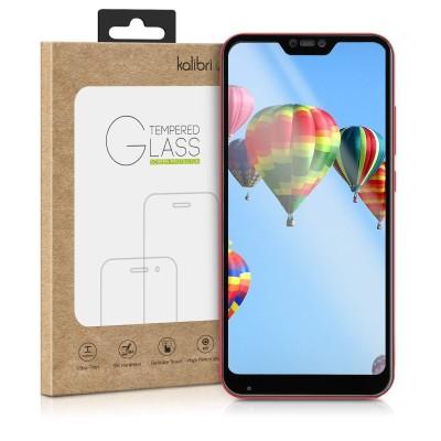 Full Cover Tempered Glass μαύρο για Xiaomi Redmi 6 Pro/Mi A2 Lite