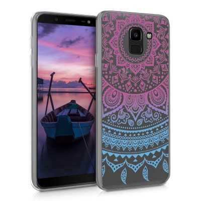 Θήκη σιλικόνης Indian Sun για Samsung Galaxy J6