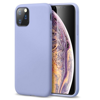 My Colors Original Liquid Silicon For iPhone 11 Pro Max Light Violet (200-105-777)