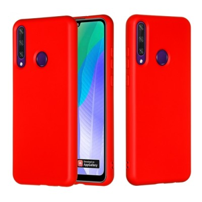 My Colors Original Liquid Silicon For Huawei Y6P Red