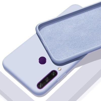 My Colors Original Liquid Silicon For Huawei Y6P Violet