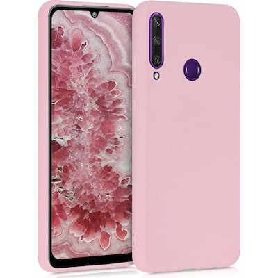 My Colors Original Liquid Silicon For Huawei Y6P Pink