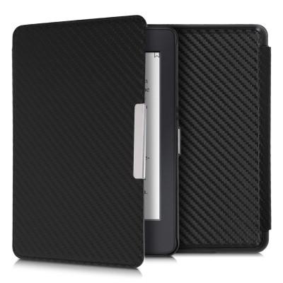 KW Θήκη e-Reader για Amazon Kindle Paperwhite (10. Gen - 2018) Black (200-104-566)