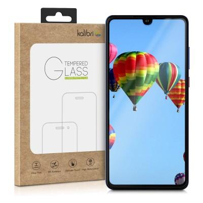 Kalibri Tempered Glass - Fullface Αντιχαρακτικό Γυαλί Οθόνης Huawei P30 - Black Frame