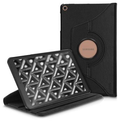 Θήκη-smart cover με stand 360° για Samsung Galaxy Tab A 10.1 (2019) μαύρη by KW (200-104-935)