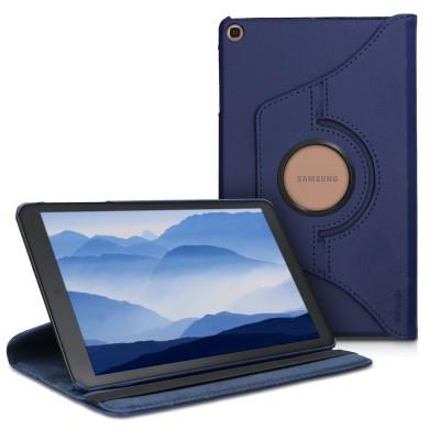 Θήκη-smart cover με stand 360° για Samsung Galaxy Tab A 10.1 (2019) μπλε by KW (200-104-936)