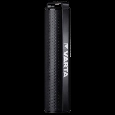 Varta Φορητή Μπαταρία Φόρτισης (Power Bank) - 2600 mAh - Με καλώδιο microUSB - Black (48894)