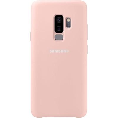 Samsung Official Silicon Cover - Θήκη Σιλικόνης Samsung Galaxy S9 Plus - Pink (EF-PG965TPEGWW)