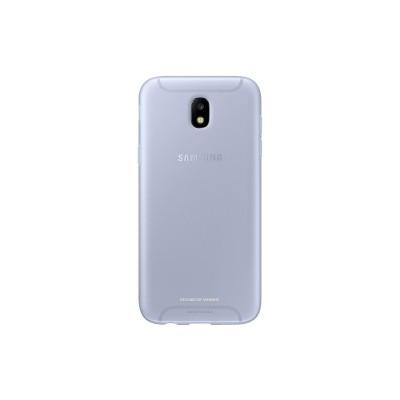 Samsung Official Jelly Cover - Ημιδιαφανή Θήκη Σιλικόνης Samsung Galaxy J5 2017 - Blue (EF-AJ530TLEGWW)