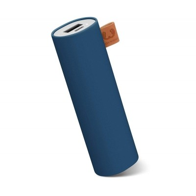 Fresh 'N Rebel Φορητή Μπαταρία Φόρτισης (Power Bank) - 3000mAh - Indigo Blue (2PB1000IN)