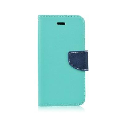 Θήκη-Πορτοφόλι για Microsoft Lumia 550 Γαλάζιο