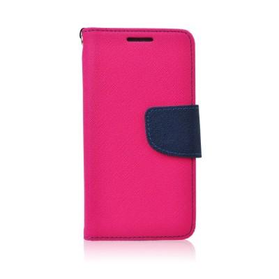 Θήκη-Πορτοφόλι για Microsoft Lumia 550 ροζ