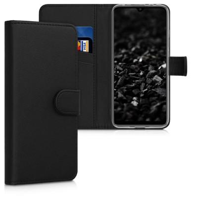 Θήκη-Πορτοφόλι για Xiaomi Mi A3 / CC9e μαύρη by KW (200-104-472)