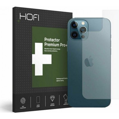 Hofi Back Protector - Hybrid Glass Premium Pro+ Apple iPhone 12 Pro Max (75269)