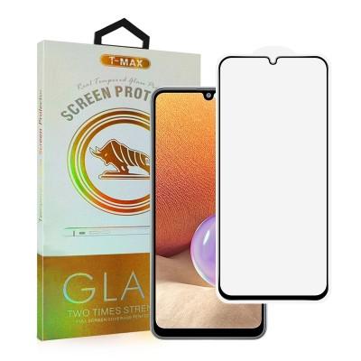 T-Max Premium 3D Tempered Glass Full Glue Fluid Despensing - Αντιχαρακτικό Γυαλί Οθόνης Samsung Galaxy A32 4G - Black (05-00141)